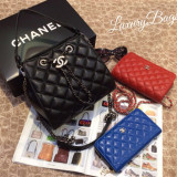 Genti Chanel Drawstring Collection 2016 * LuxuryBags *