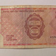 CY - 25 gulden 2006 Antilele Olandeze - bancnota america