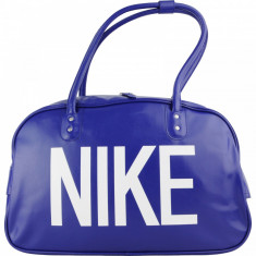 Geanta Nike Heritage Shoulder - Originala - Dimensiuni - L44 x H28 x D18 cm - Geanta Dama Nike, Culoare: Din imagine, Marime: Mare