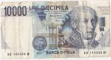 ITALIA 10000 LIRE 1984 U