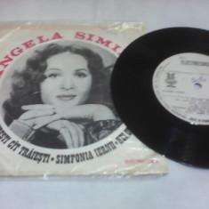 DISC VINIL ANGELA SIMILEA FOARTE RAR !!! EDC 10.570 - Muzica Pop