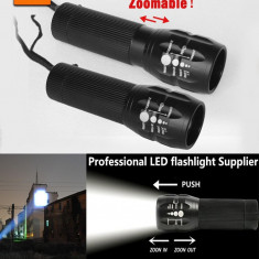 Lanterna Crelant BICICLETA+SUPORT+STOP