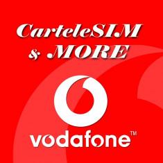 Cartela SIM Vodafone numar 07xy.888.435 cu credit initial 1 euro - Cartela Vodafone