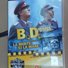BD BRIGADA DIVERSE - LA MUNTE SI LA MARE ., DVD, Romana
