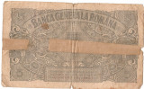 ROMANIA 5 LEI BGR 1917 U
