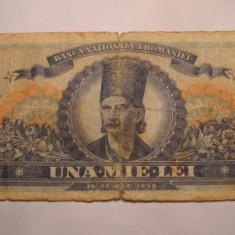 1000 lei 1948 3 - Bancnota romaneasca