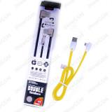 Cablu date incarcare Kucipa microUSB Apple Lightning iPhone - Cablu de date