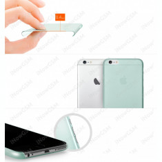 Husa slim subtire polipropilena Spigen SGP11159 Apple iPhone 6 Plus - Husa Telefon SPIGEN, iPhone 6/6S, Transparent