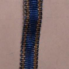 Panglica Miniatura Ordinul Coroana Romaniei - Originala