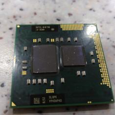 Procesor laptop intel i3-350M, socket G1, 2, 26Ghz, Intel Core i3, 2000-2500 Mhz, Numar nuclee: 2