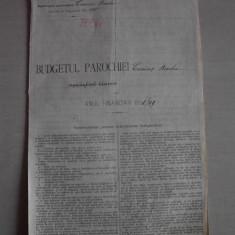 DOCUMENT SEMNAT OLOGRAF DE PRIMARUL BUCURESTIULUI, 1898-1899 - Brevet