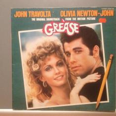 GREASE cu O.NEWTON-JOHN & J.TRAVOLTA - 2LP SET(1978/ RSO /RFG) - Vinil/IMPECABIL - Muzica Pop universal records