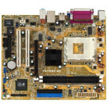 Kit DDR1 Placa de baza Asus A7S8X-MX + AMD Sempron 2800 1.8 Ghz, Pentru AMD, DDR