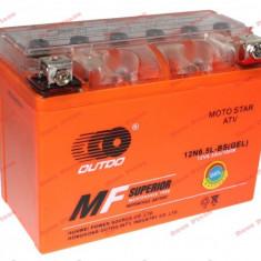 Baterie gel Scuter, Atv 6.5ah 12V - Baterie Moto