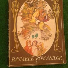 Basmele Romanilor Vol 1[TIN] - Carte Basme