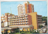 Bnk cp Targu Jiu - Hotel Gorjul - necirculata - marca fixa, Printata