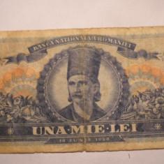 1000 lei 1948 2 - Bancnota romaneasca