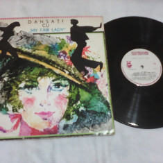 DISC VINIL MELODII DIN MY FAIR LADY EDE 0371 - Muzica soundtrack