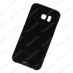 Husa protectie spate climate cool Loopee Samsung Galaxy S7 Edge G935F - Husa Telefon, Negru