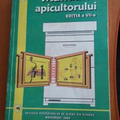 MANUALUL  APICULTORULUI EDITIA A  VII A ,STARE FOARTE BUNA .
