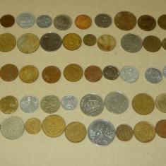 Lot 50 monede straine - 2+1 gratis - RBK17146, Europa