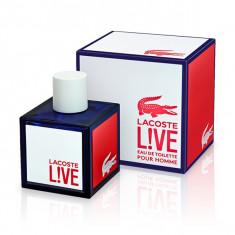 Lacoste - LACOSTE LIVE edt vapo 40 ml - Parfum barbati Lacoste, Apa de toaleta