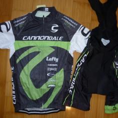 Echipament ciclism Cannondale MTB Lefty 2017 set NOU tricou si pantaloni