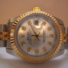Rolex DateJust Automatic - Ceas dama Rolex, Otel