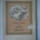 POEZII PATRIOTICE - GEORGE COSBUC ( C3 ) - Carte poezie