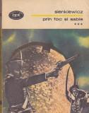 SIENKIEWICZ - PRIN FOC SI SABIE VOLUMUL 3 ( BPT 1107 ), 1982