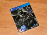 Joc PS4 - Batman: Arkham Knight Special Edition ( Steelbook ) , sigilat, Actiune, 16+
