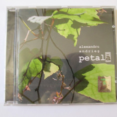 CD ORIGINAL NOU(SIGILAT) IN TIPLA ALEXANDRU ANDRIES ALBUMUL PETALA - Muzica Folk Altele