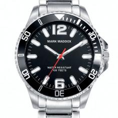 Ceas Mark Maddox barbatesc cod HM7007-55 - pret 299 lei (NOU; ORIGINAL) - Ceas barbatesc Mark Maddox, Casual, Quartz, Analog, Diametru carcasa: 42
