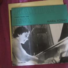 Vinil maria fotino pian - Muzica Clasica electrecord