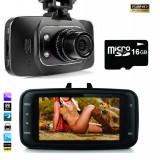 Camera Video Auto DVR GS8000L Full HD 1080P, 12 Mpx ,Nocturna ,HDMI, 16GB