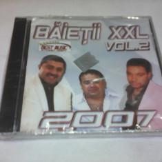 CD MANELE BAIETII XXL 2007 ORIGINAL NOU SIGILAT - Muzica Lautareasca