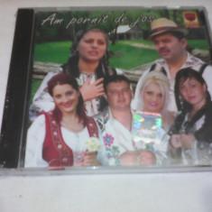 CD MANELE AM PORNIT DE JOS ORIGINAL NOU SIGILAT - Muzica Lautareasca
