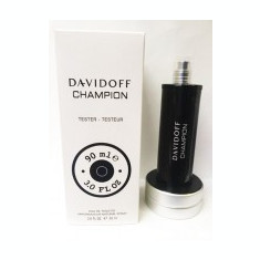 Parfum Davidoff Champion Eau de Toilette 90 ml Original Varianta Tester - Parfum barbati Davidoff, Apa de toaleta