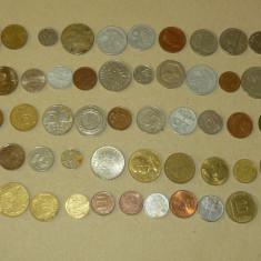 Lot 50 monede straine - 2+1 gratis - RBK17151, Europa