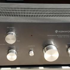 Statie Audio Kenood Stereo Vintage - Amplificator audio Kenwood