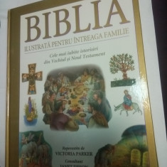 BIBLIA ILUSTRATA PENTRU INTREAGA FAMILIE - Reader's Digest
