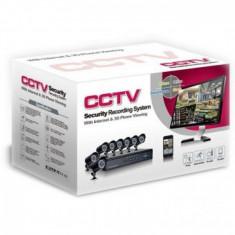 Kit sistem de supraveghere 8 camere CCTV - Camera CCTV