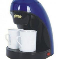 Filtru de Cafea cu Doua Cesti din Portelan - Espressor