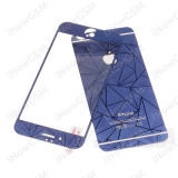 Folie sticla rezistiva protectie fata spate 3D diamond Apple iPhone 6 Plus