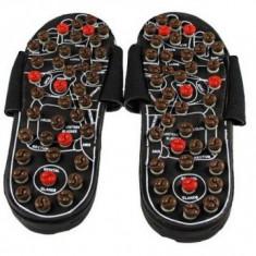 Papuci masaj terapeutic! - Incaltaminte ortopedica