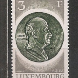 Luxemburg.1972 20 ani Comunitatea Carbunelui si Otelului CL.208 - Timbre straine, Nestampilat