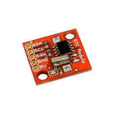 Modul cu Ceas in Timp Real DS1307 (Optimus Electric) Arduino / PIC / AVR / ARM / STM32 RTC + EEPROM 24C32 32K