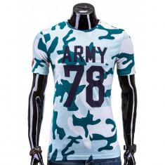 Tricou barbati Army, Marime: S, XL, XXL, Culoare: Din imagine, Maneca scurta, Bumbac