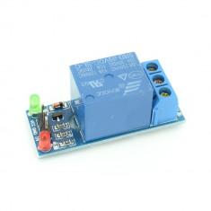 Modul releu cu un canal (comandat cu 5 V) 10A Arduino / PIC / AVR / ARM / STM32
