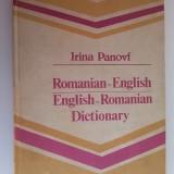 Irina Panovf - Romanian-English, English-Romanian Dictionary